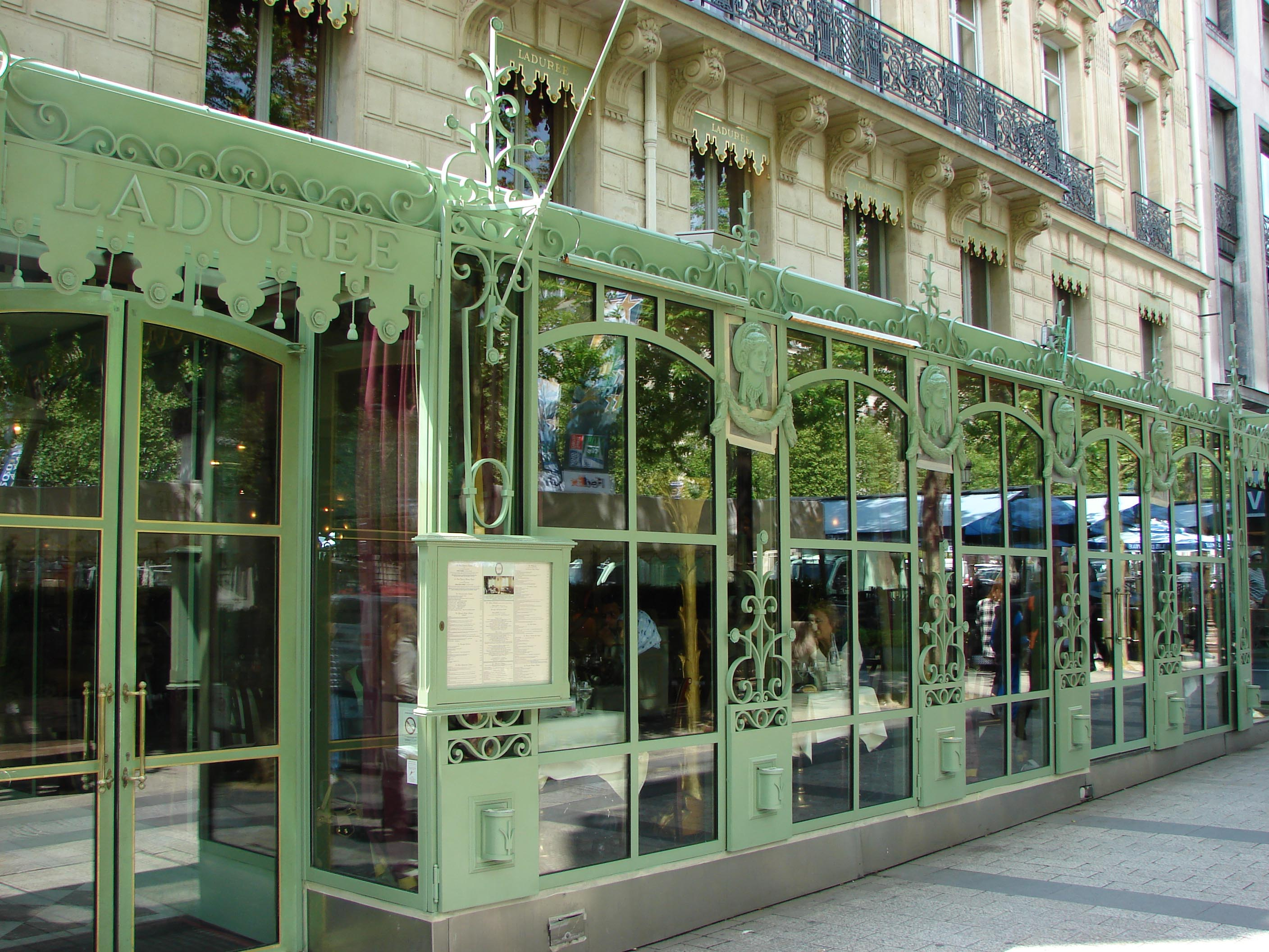 Laduree-Champs Elysees