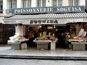 Poissonerie Soguisa