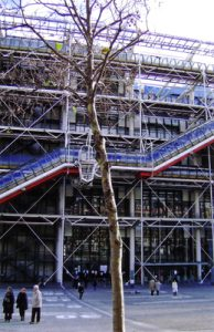 Pompidou Center 5
