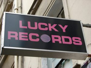Lucky Records 5