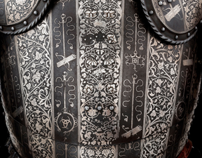 Armor of the dauphine