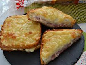 Croque Monsieur 2