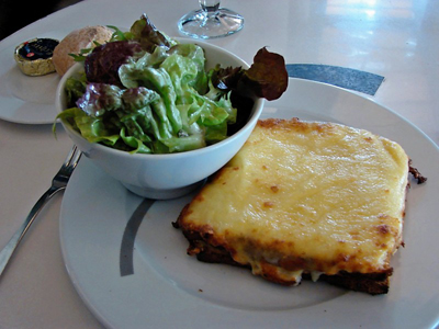 Croque Monsieur 3