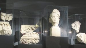 Notre Dame archaeological crypt 5