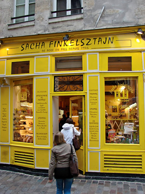 Exceptionnel Old-World and Jewish Goodies at Sacha Finkelsztajn Paris Blog Oui  QV48