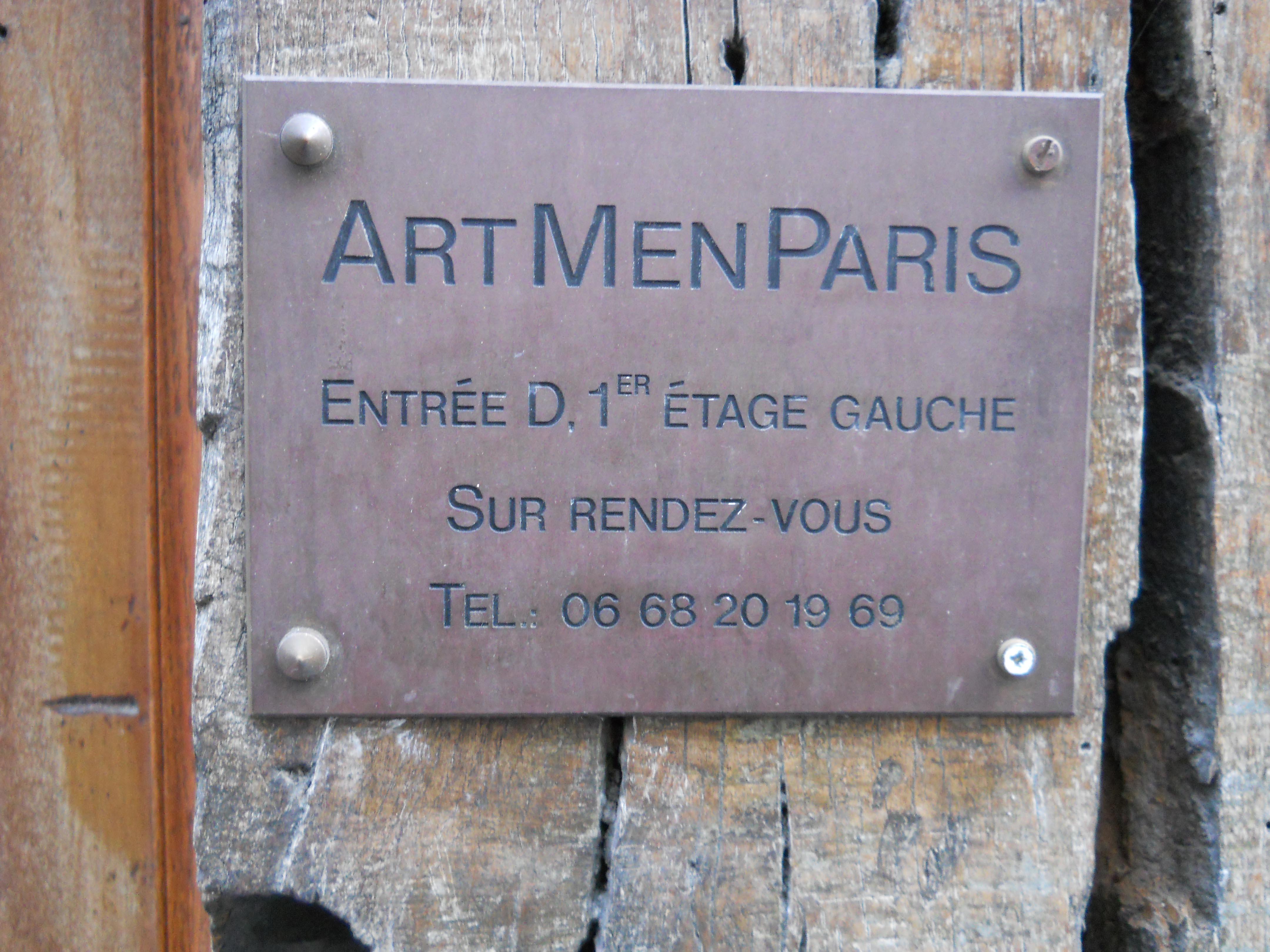 ArtMenParis