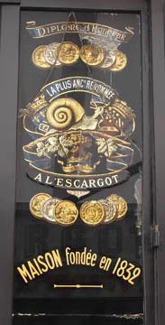 L'Escargots Montorgueil 1