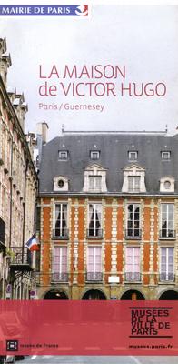 Maison de Victor Hugo brochure