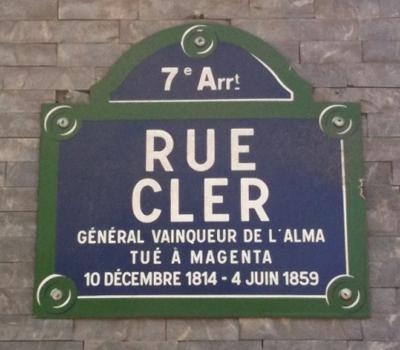 Rue Cler 12