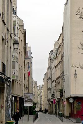 Rue Qioncampoix